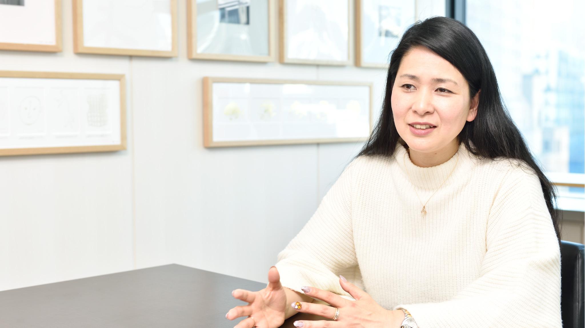 株式会社リクルートスタッフィング代表取締役社長 柏村美生